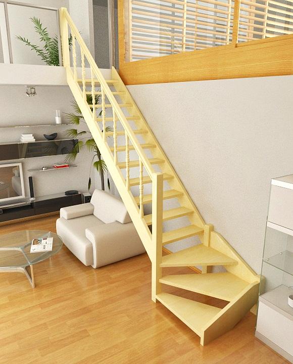 Изготовление лестниц межэтажных